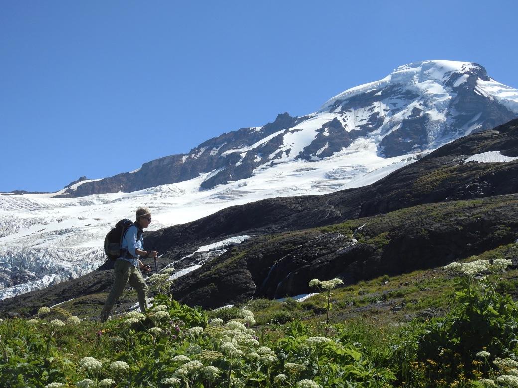 Heliotrope Climber's Route Hike 8-12-2016
